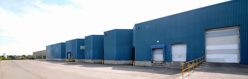 здания промышленных предприятий