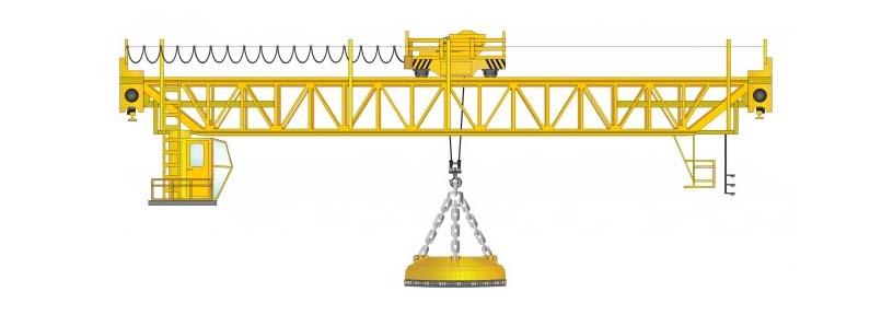 краны мостовые опорные электрические