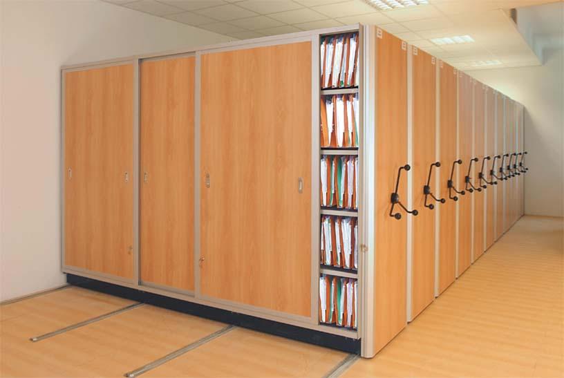 архівні стелажі
