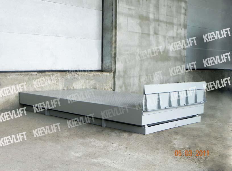 грузовой подъемник для склада